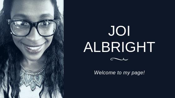 Joi Albright Banner